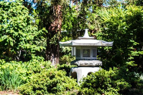 Lakeside Park And Garden Center: Pagoda