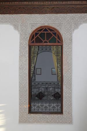 Riad Norma: vue sur chambre