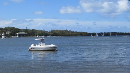 Noosa, Australien: Près de l'eau