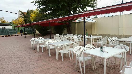imagen Restaurante Polideportivo en Aranjuez