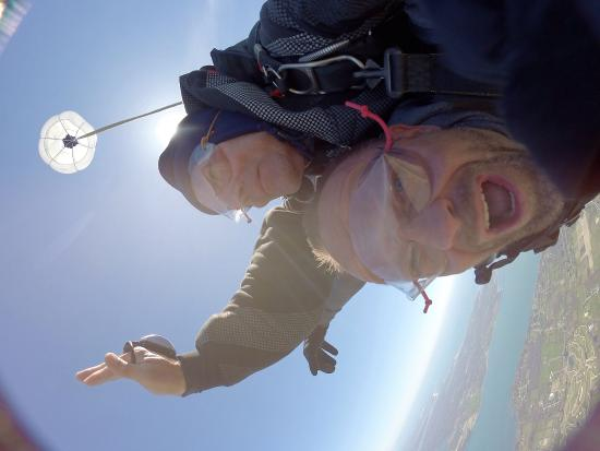 Skydive Newport: Just jump