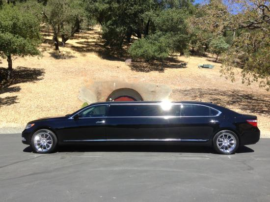 Specialty Lexus Limo On Wine Tours Picture Of Napa Sonoma Limos