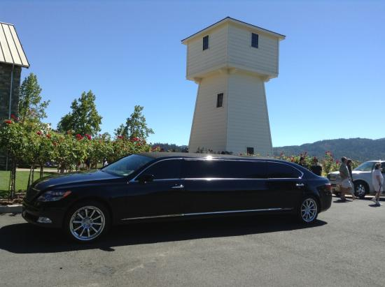 Lexus Limo On Day Trip Wine Tasting Tours Picture Of Napa Sonoma