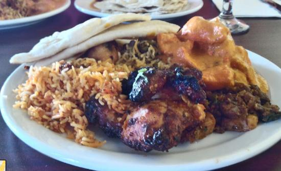Persis Biryani Indian Grill: chicken biryani