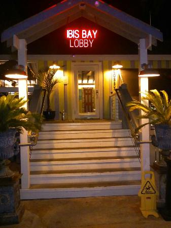 Ibis Bay Beach Resort: Ibis bay