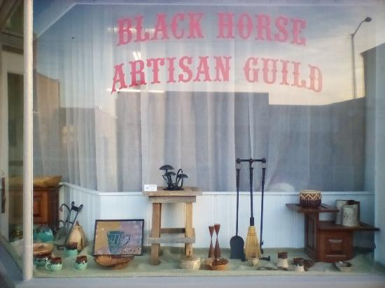 ‪Black Horse Artisan Guild‬