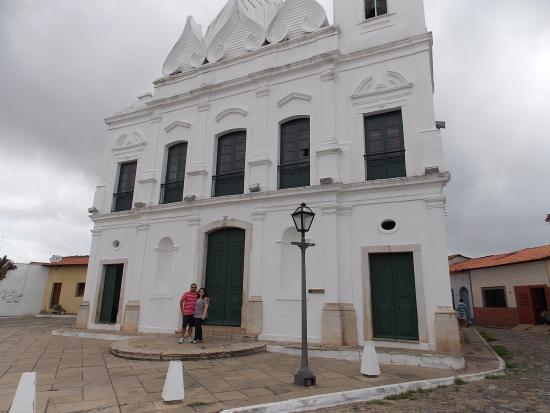 ‪Sao Jose do Desterro Church‬