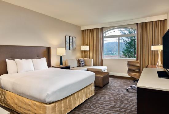 Scotts Valley Hilton Hotel