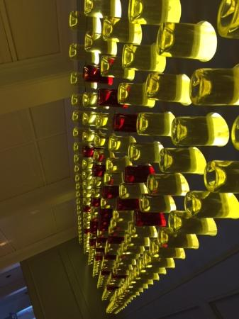Mad and Vin Wall Art - bottles! & Wall Art - bottles! - Picture of Mad and Vin Solvang - TripAdvisor