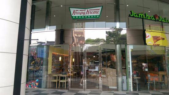 Krispy Kreme Breeze Nan Jing