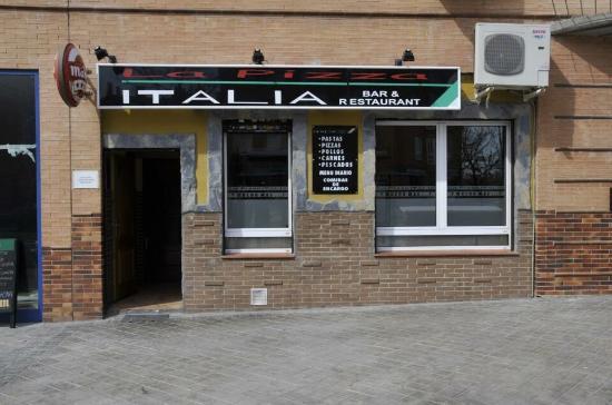 imagen La Pizza Italia en Madrid