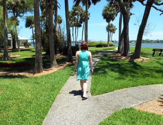 Ormond Beach, Flórida: I'd follow her anywhere!