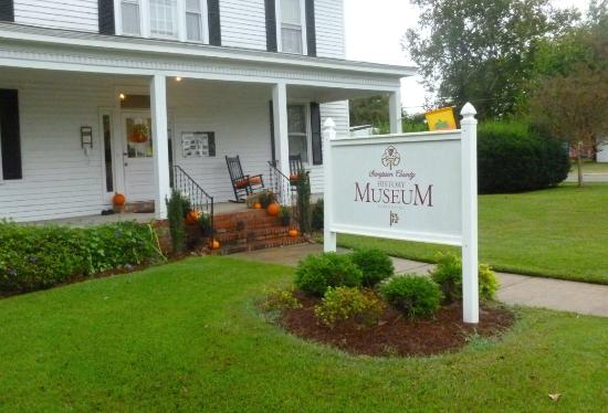 Clinton, Carolina del Norte: Sampson County History Museum - Main building