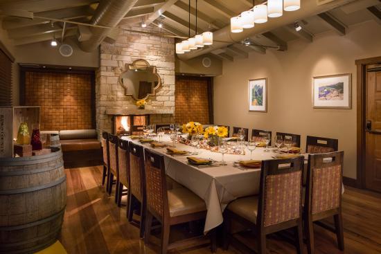 Antonia Private Dining Room - Picture Of Esteban Restaurant