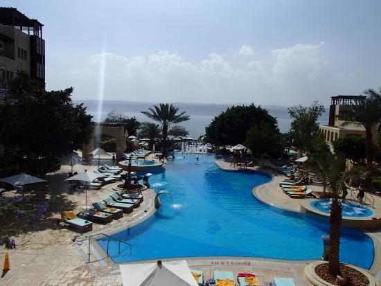 Jordan Valley Marriott Resort & Spa: pool