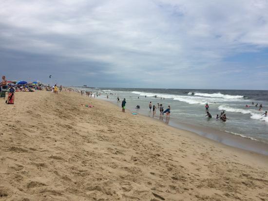 Belmar Beach And Boardwalk New Jersey