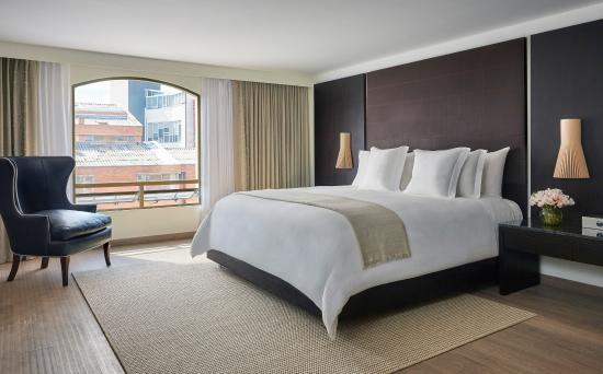 Four Seasons Hotel Bogota: One Bedrooom Suite