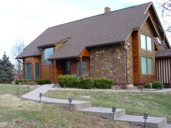 Eckerty, IN: Luxury Family home Patoka 4 seasons resort