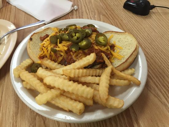 Columbia, MS: The Best Burger!