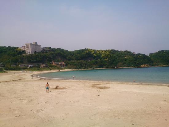 Sotoura Beach: 外浦海岸