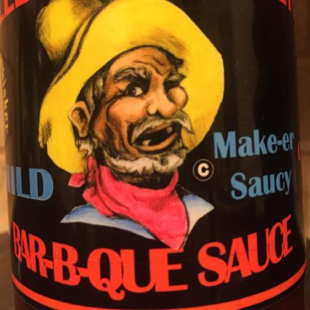 Hillbilly Willy's BBQ: Make your tongue slap yo brain, made from scratch, Chattanooga style bbq sauce