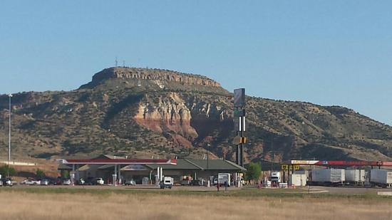 tucumcari mountain picture of mountain road rv park tucumcari