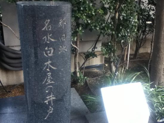 Meisui Shirakiya no Ido