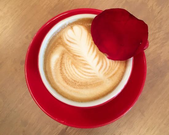 rose latte picture of the pantry kuala lumpur tripadvisor. Black Bedroom Furniture Sets. Home Design Ideas