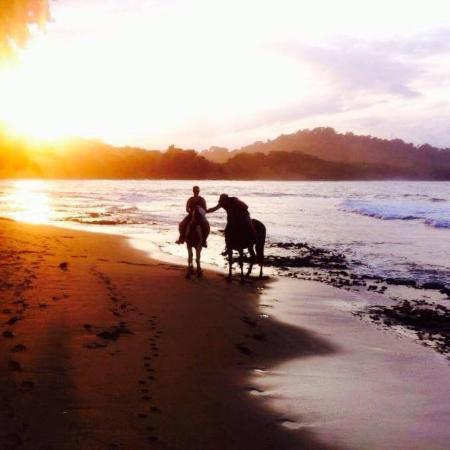 Cocles, Costa Rica: Gen 2016 Sunset tour