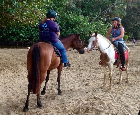 Cocles, Costa Rica: Feb 2016 Balsam & Pequenin