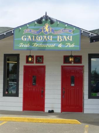Ocean Shores, WA: Family friendly restaurant as well as the pub