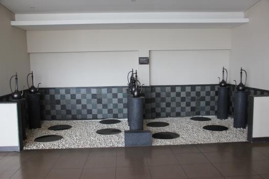 Mutiara Hotel: holly water spot