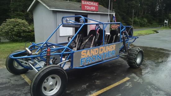 Florence, Oregón: THE sand rail vehicle!