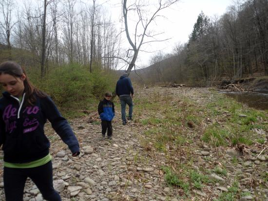 Big Indian, NY: Our idea of family fun!