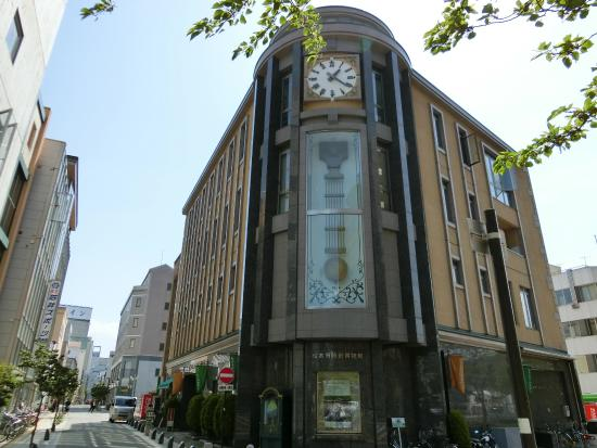 Matsumoto City Timepiece Museum