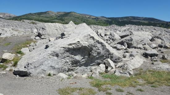 Crowsnest Pass, Kanada: Frank Slide Interpretive Centre