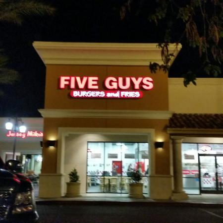 Five Guys: 20160503_205425_large.jpg