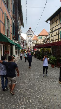 map of the different places in the colmar tropicale picture of rh tripadvisor com sg