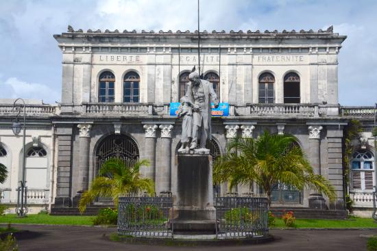 Palais de Justice, Martinique