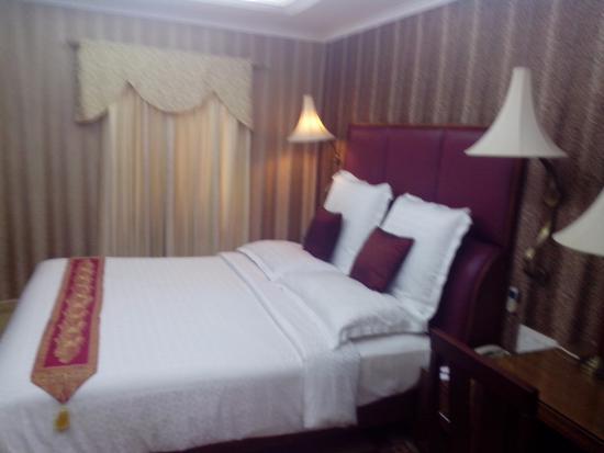 Nedumbassery, Hindistan: Suite Room