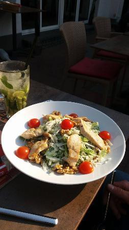 Hürth, Duitsland: Caesar Salad