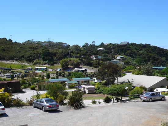 Kaitaia, Nueva Zelanda: our park