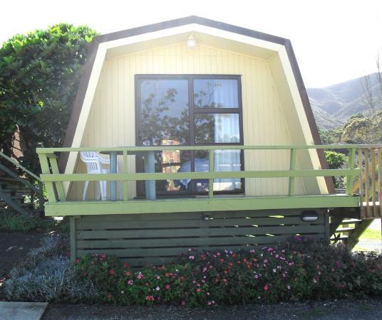 Kaitaia, Yeni Zelanda: Chalet