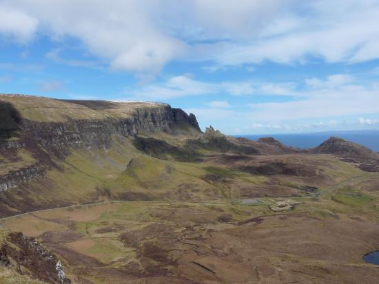 Portree, UK: Quiraing