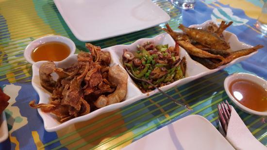 Roberta Seafood Cantina