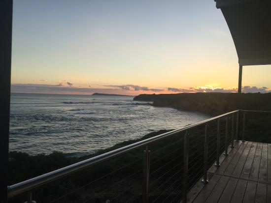 Kilcunda, Australia: Balcony from Cottage