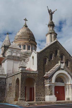 Photo Tours of Martinique Day Tours: Sacre Coeur de Balata