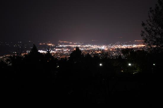 San Gregorio di Catania, Italia: view at night