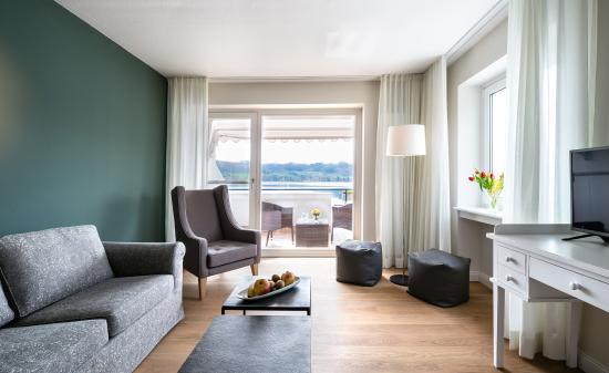 Residenz Seeterrasse: Superior Suite
