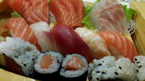Al Desiderio: sushi